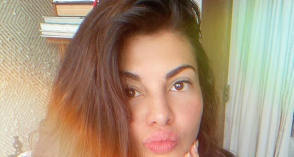 Jacqueline Fernandez shares a perefct 'Monsoon Sunday' selfie