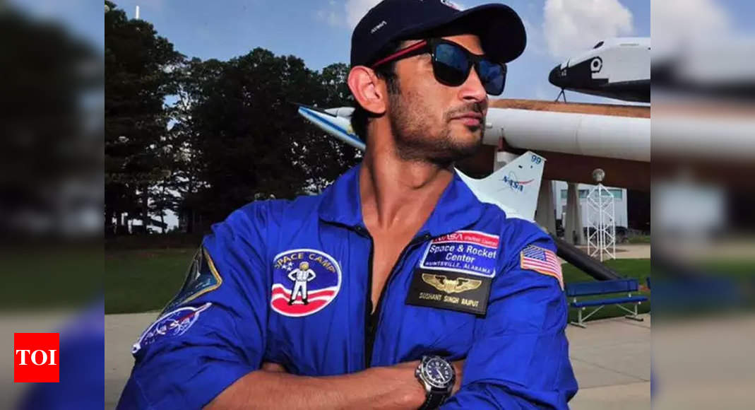 Sushant Singh Rajput's fan names a celeb after actor: Might well per chance you proceed to shine brightest!