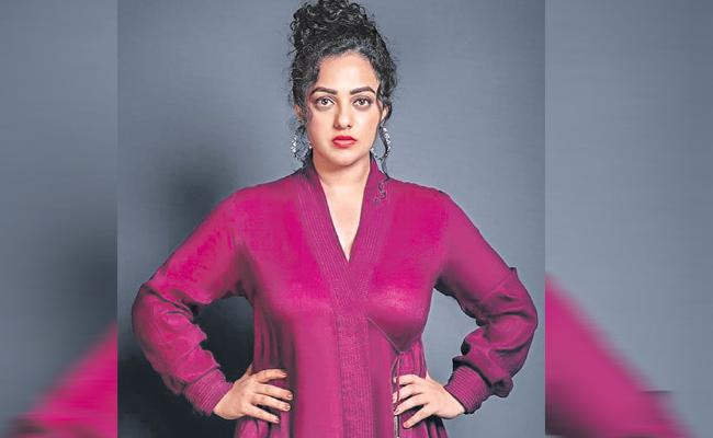 Nitya Menen: That Is My Most tantalizing Performance Ever..