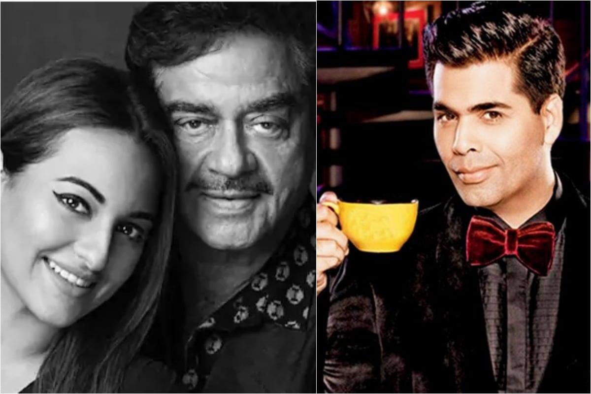 Shatrughan Sinha Slams Karan Johar's Present: Planned Events Like Koffee With Arjun Motive Controversies