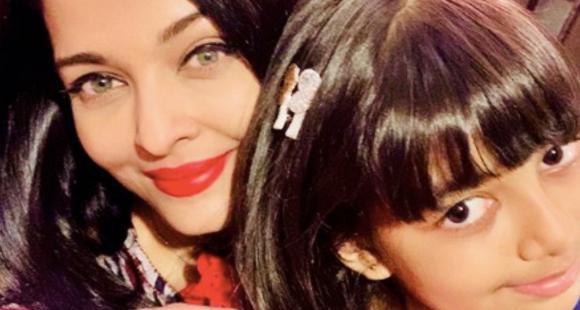 Aishwarya Rai Bachchan presents a gaze into daughter Aaradhya Bachchan's Teacher's Day celebrations