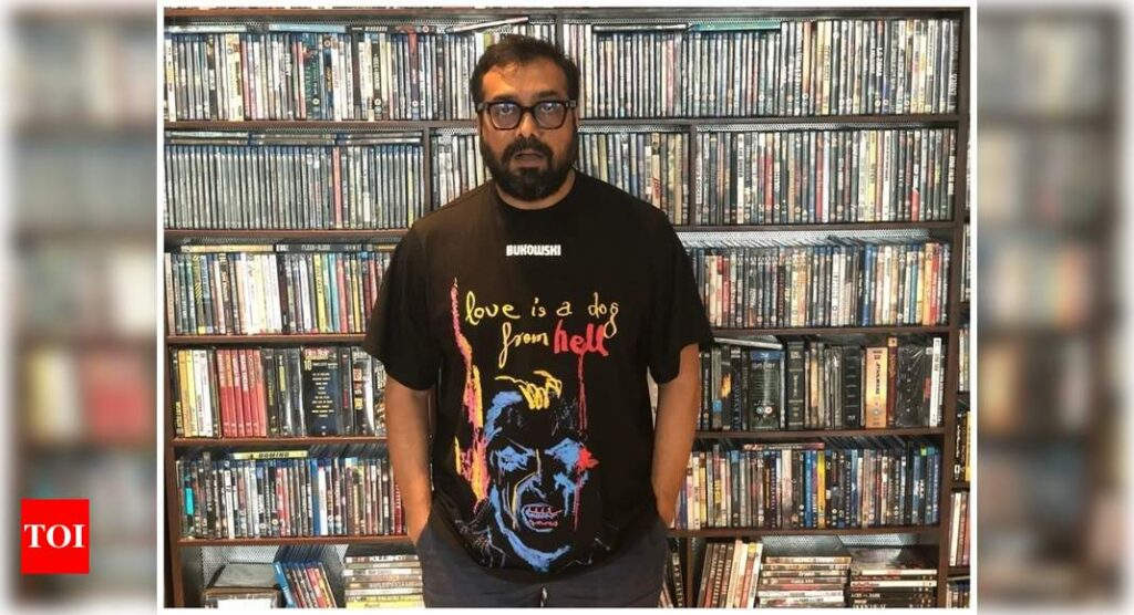 Anurag Kashyap reaches Versova police situation for questioning in connection with sexual assault case